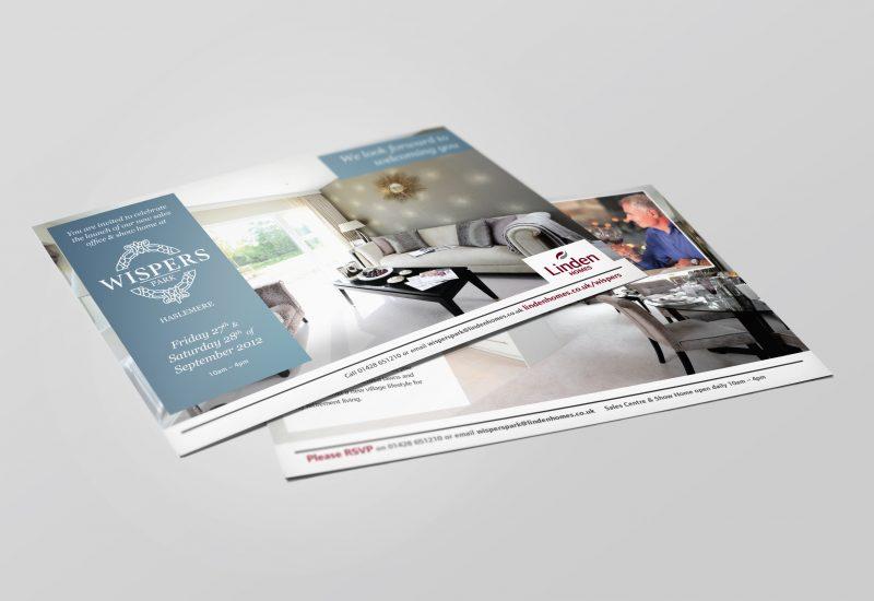 Linden_Homes_Launch_Invitation | web design hampshire