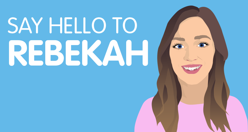 MEET REBEKAH