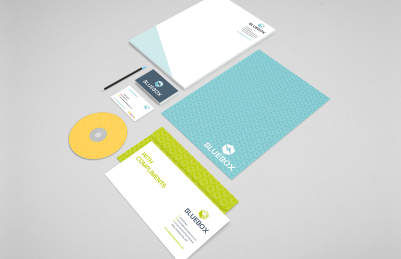 BlueBox_stationery | web design hampshire