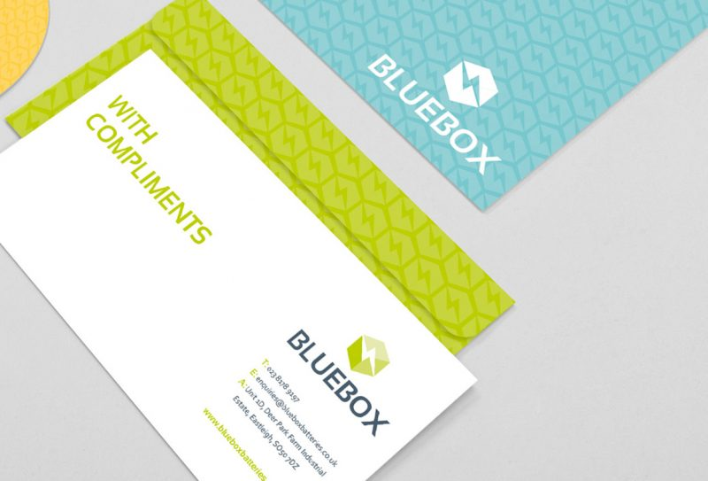 BlueBox_stationery_CLOSE | web design southampton