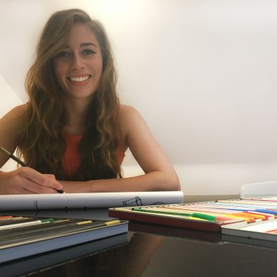 Amy Jacobs Graphic Designer
