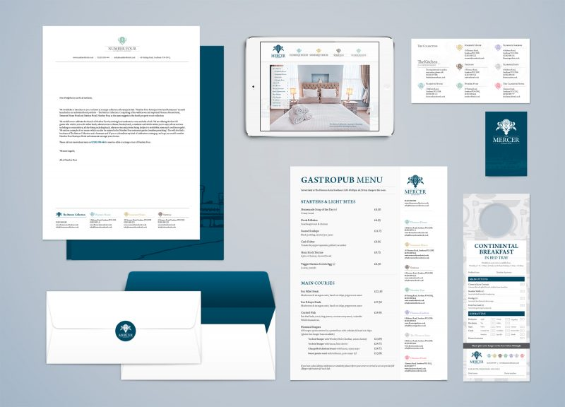 Mercer_Brand | web design southampton
