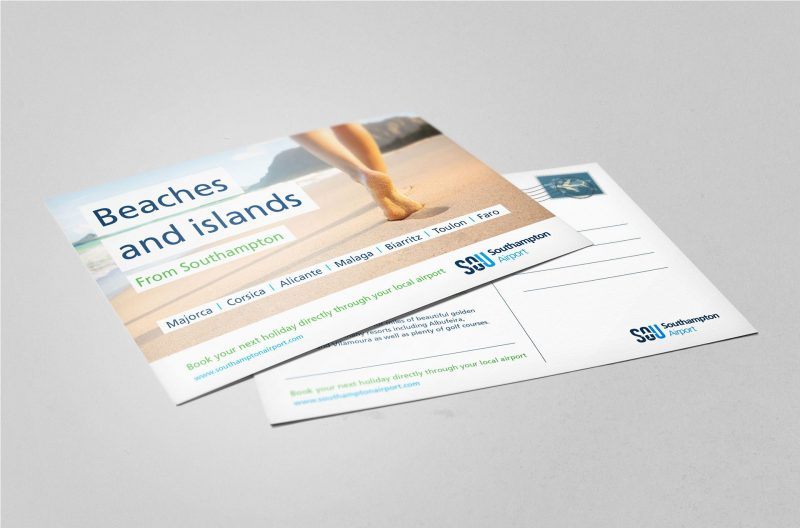 Postcard Design | web design portsmouth