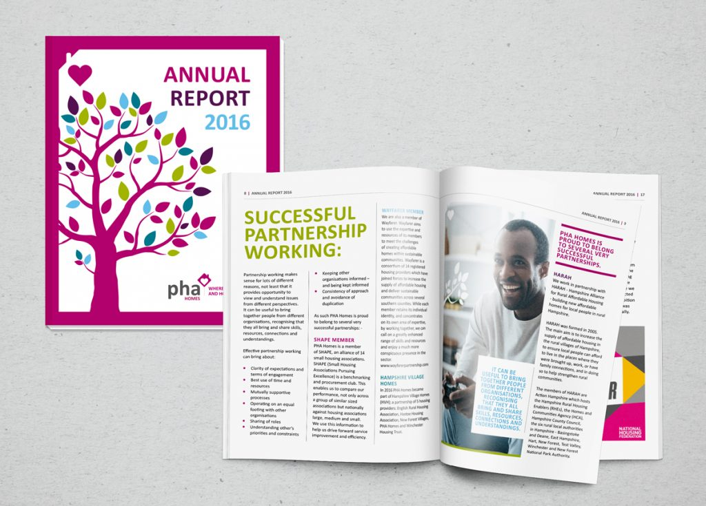 PHA Annual Report