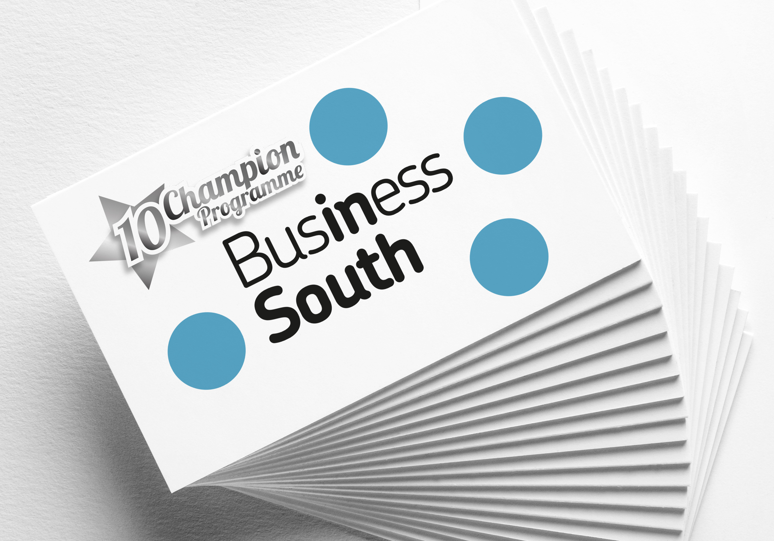Business South 10 years a champion Business South champion