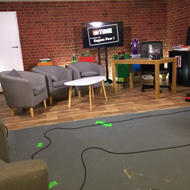 Disruptive Technology Television_Studio