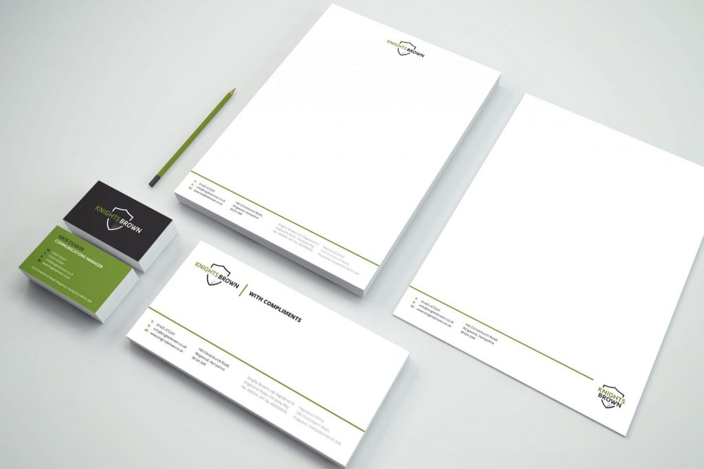 STR Group Wall Graphics and branding