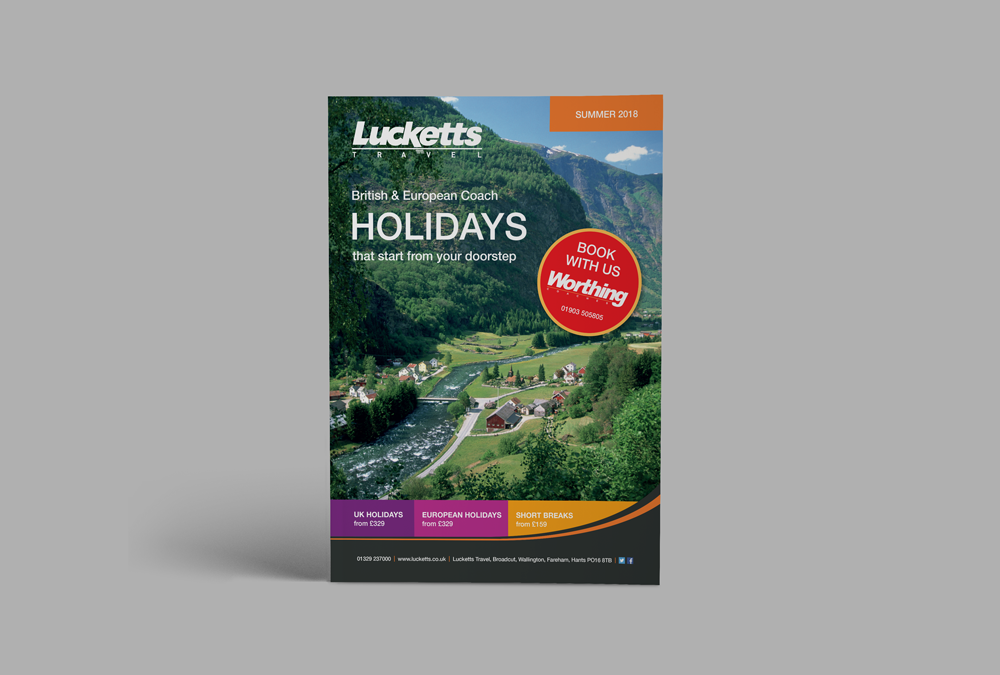 Lucketts Travel Holiday Brochures