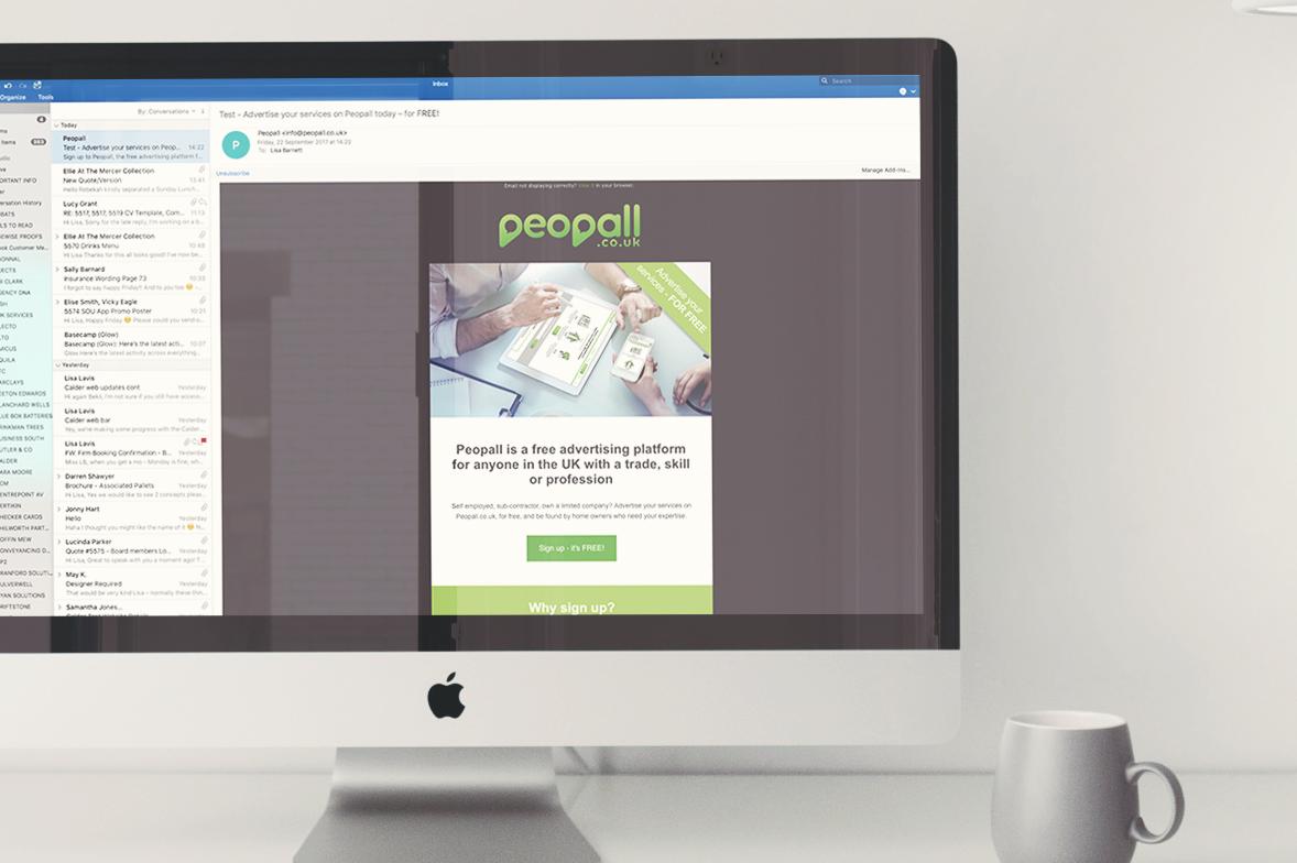Peopall e-shot