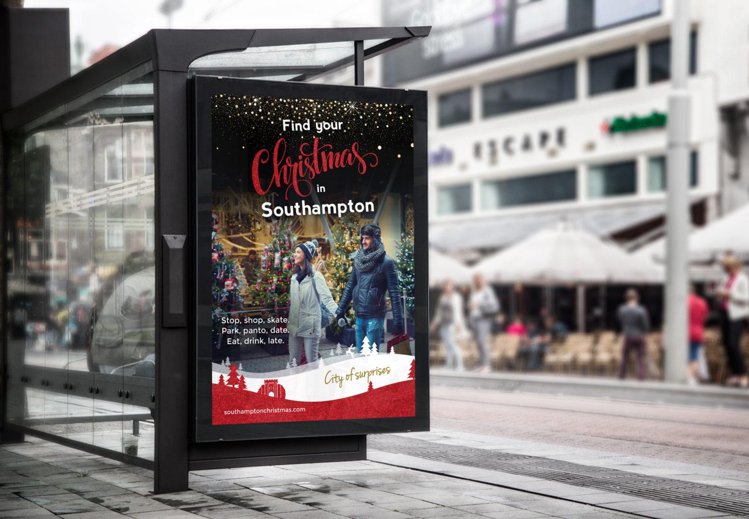 Design Branding Christmas