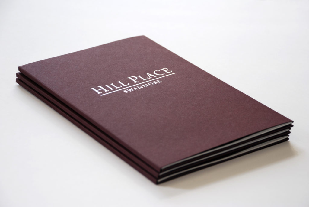 Hill Place Brochure