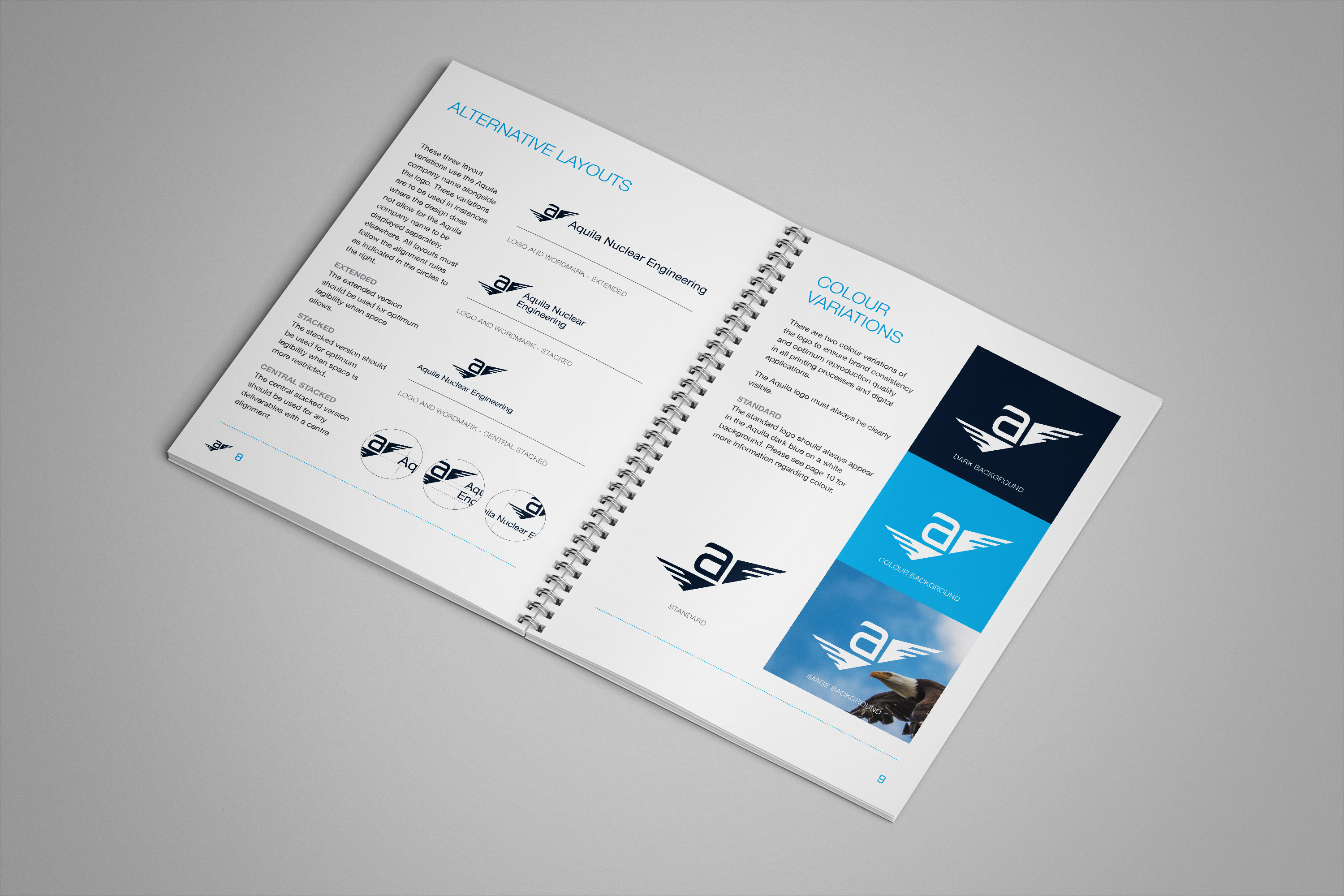 Aquila brand guidelines