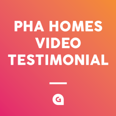 PHA Homes Video Testimonial