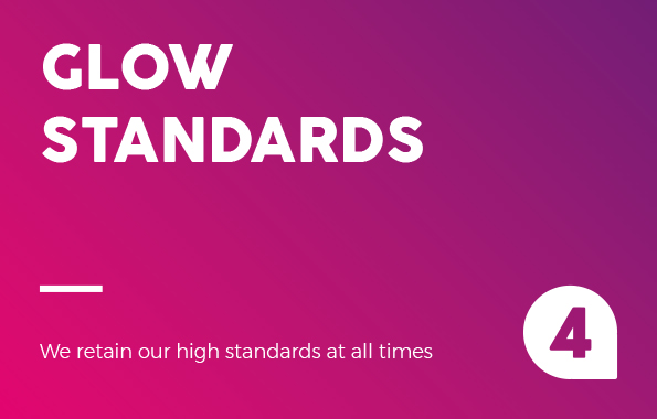 Glow standards 4 Hot Reasons Why PAYG Pays