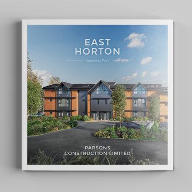Parsons Brochure Design