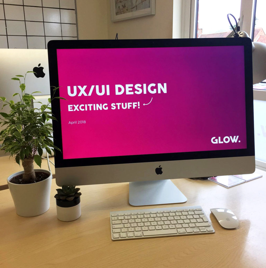 UX and UI