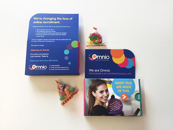 Omnio Campaign Portfolio Work