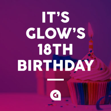 birthday Glow's 18th