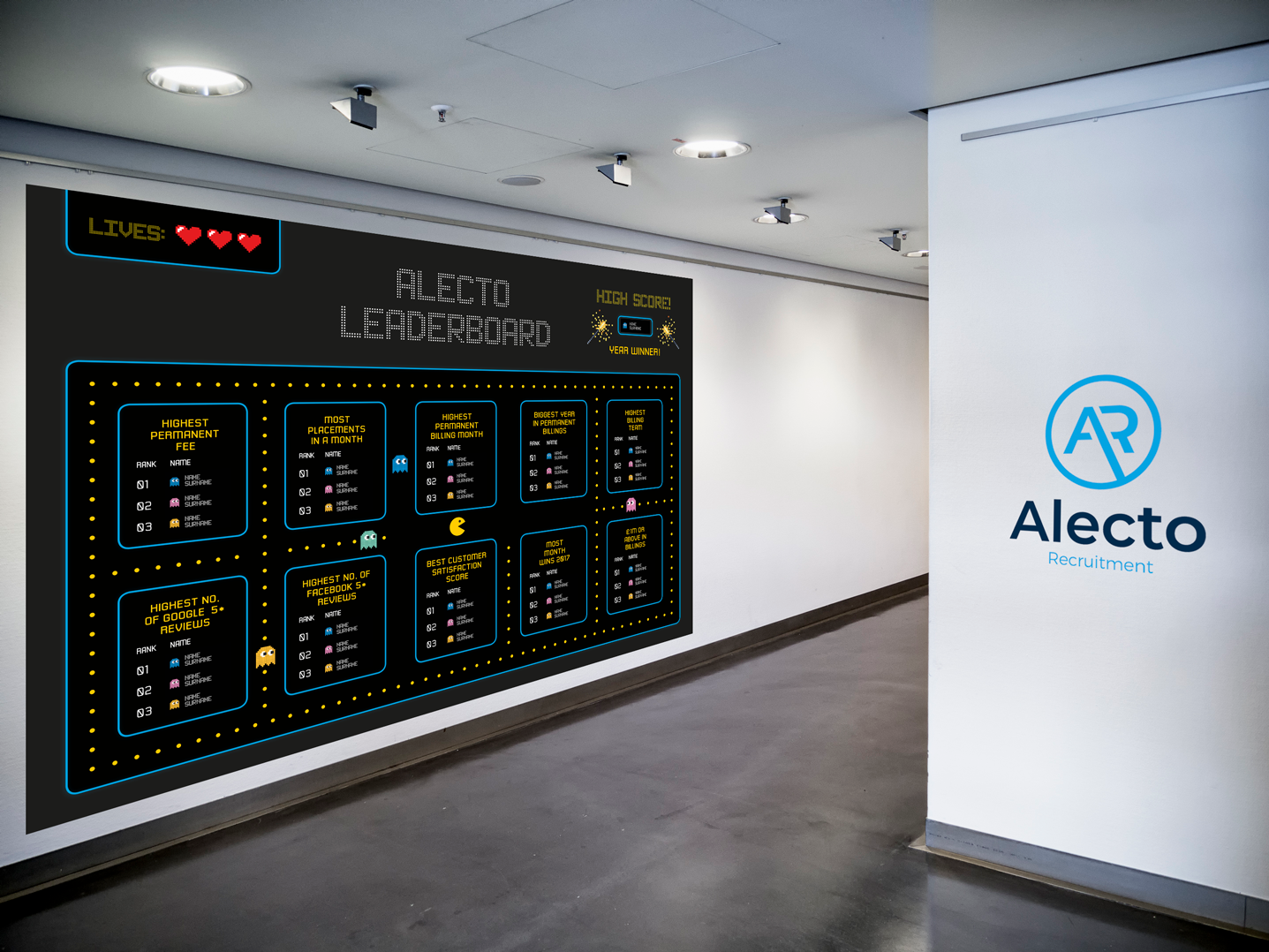 Alecto leaderboard first concept