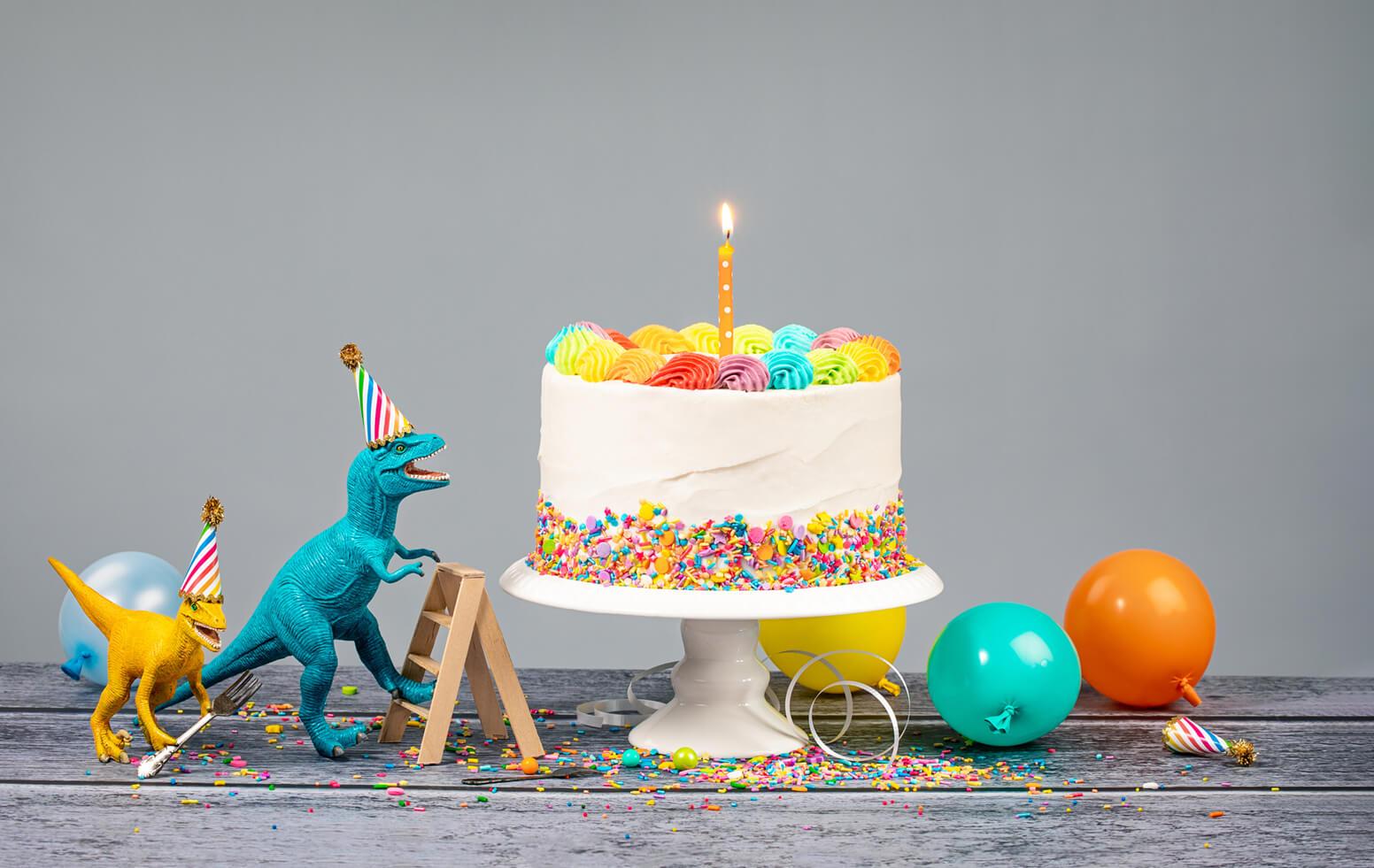Glow Birthday