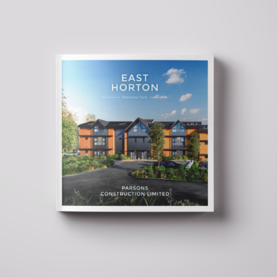 Parsons Construction Development Brochure