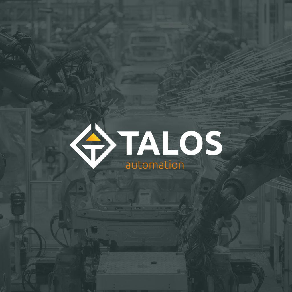 Talos Automation Recruitment powerful branding