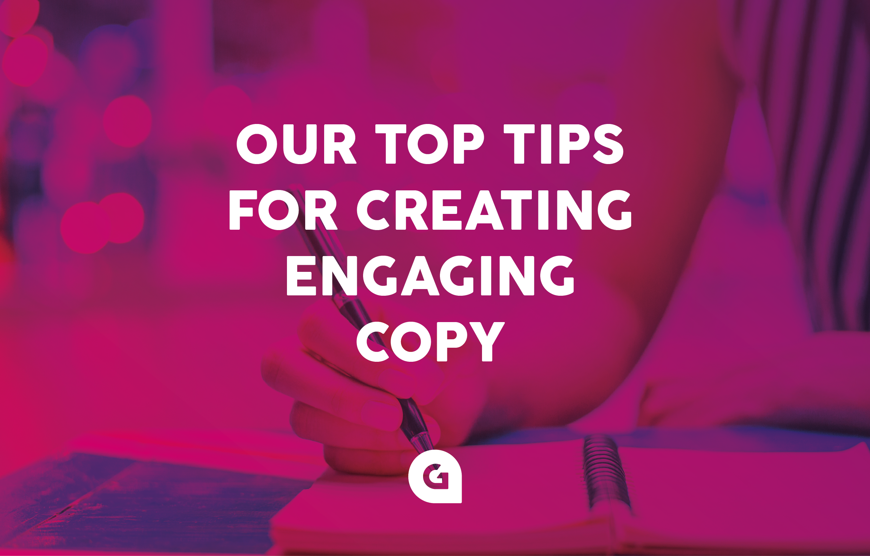Creating engaging copy