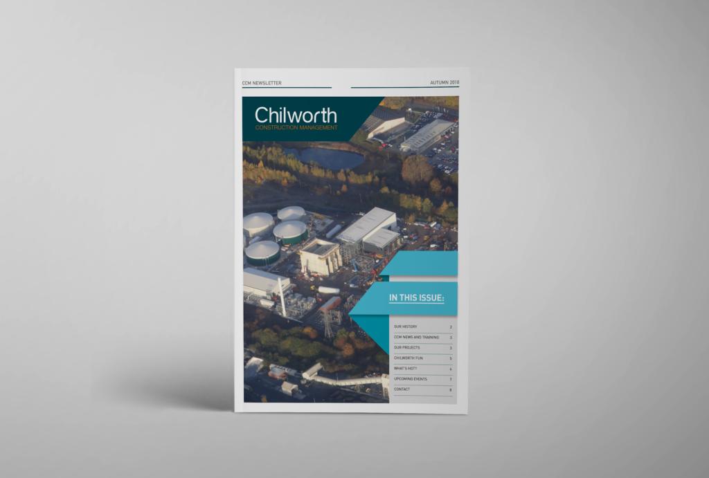 CCM Exhibition Brochure Cover