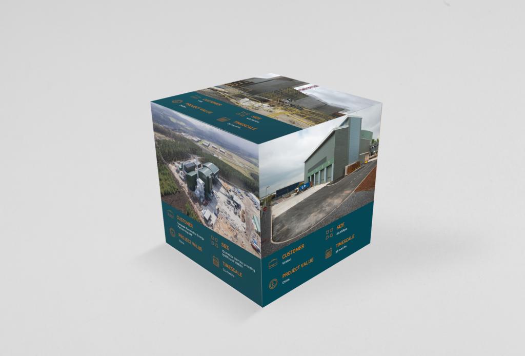 CCM Exhibition Cube