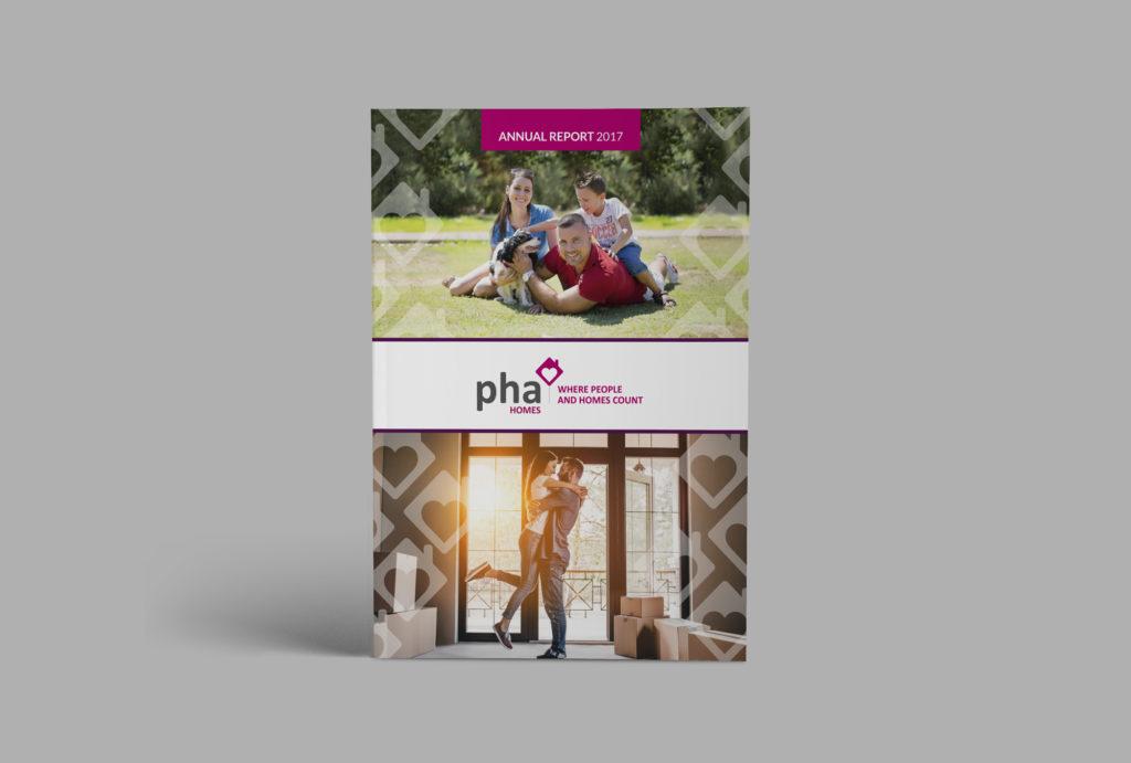 PHA Annual Report Design