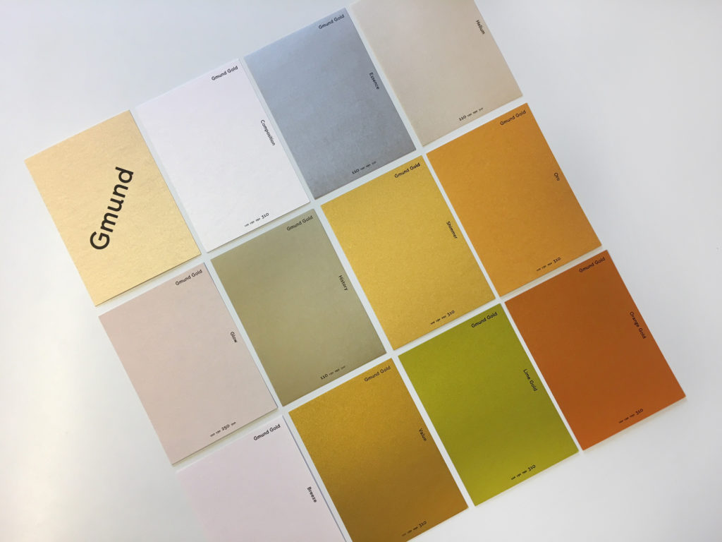 G.F Smith Paper Stock