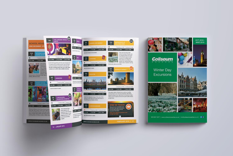 Winter Brochures