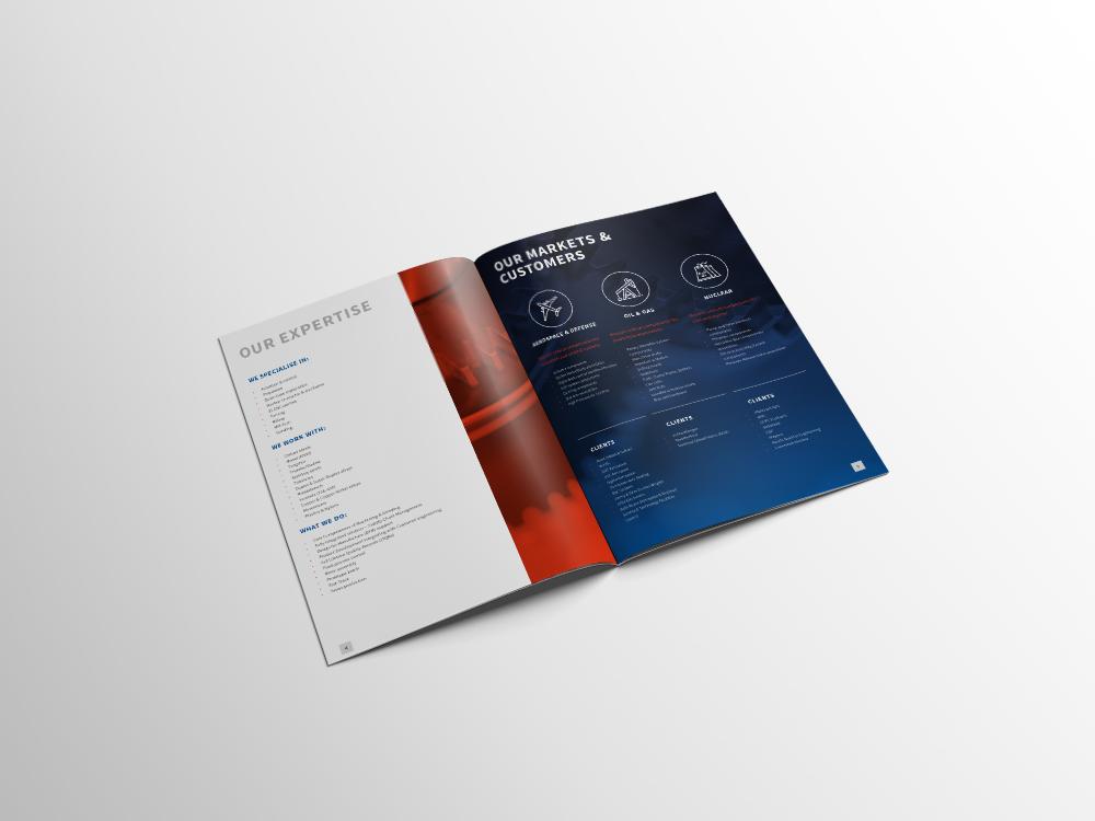 Helander Brochure