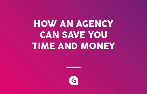 How a Design Agency Can Save You Time and Money