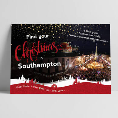 Southampton Christmas Campaign