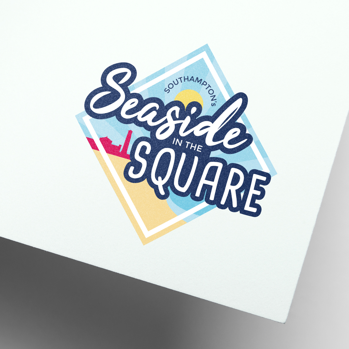 Seaside in the Square Logo