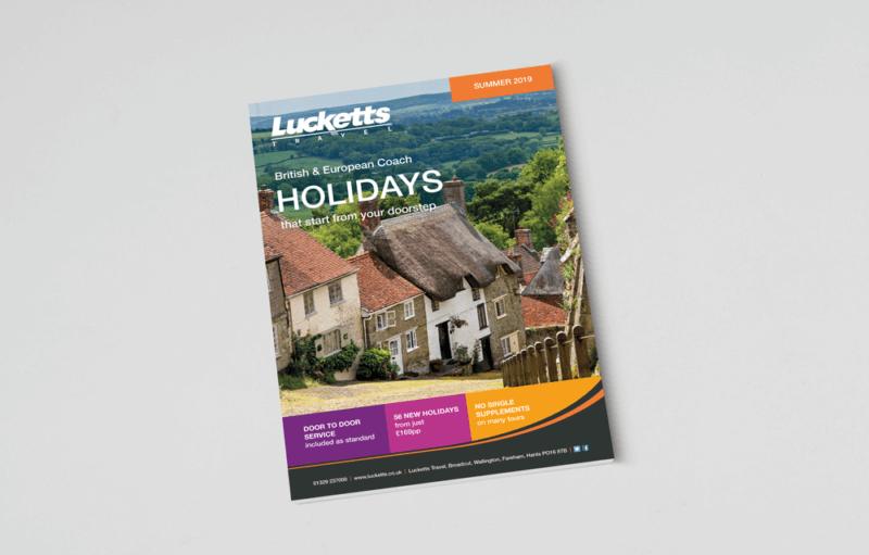 Lucketts Summer 2019 Holiday Brochure