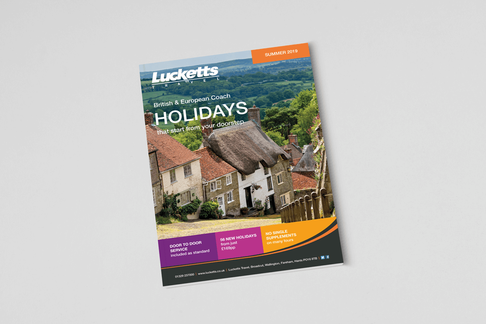 Lucketts Summer 2019 Holiday Brochure