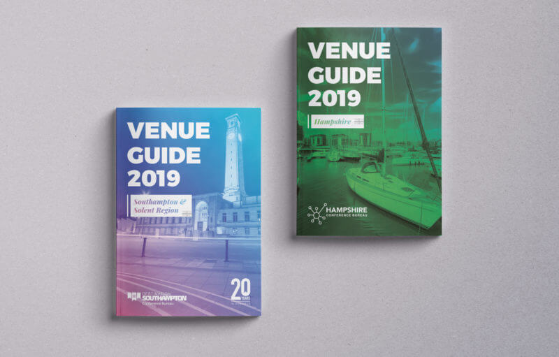 Hampshire Conference Bureau's 2019 Venue Guide