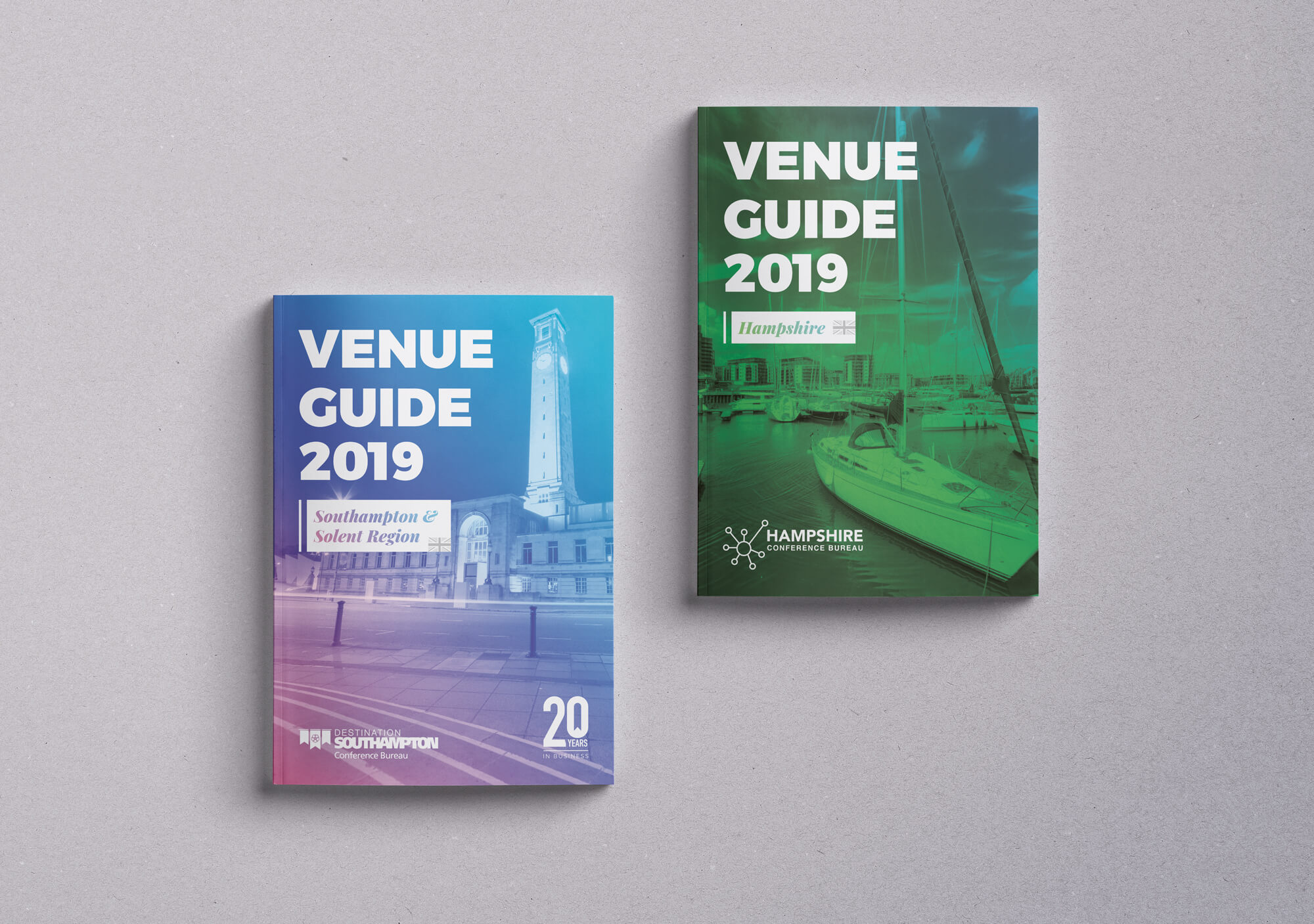 Hampshire Conference Bureau's 2019 Venue Guide