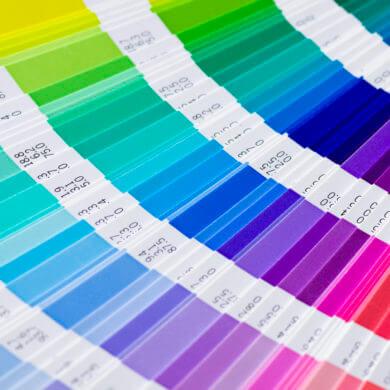 CMYK RGB PMS Explained