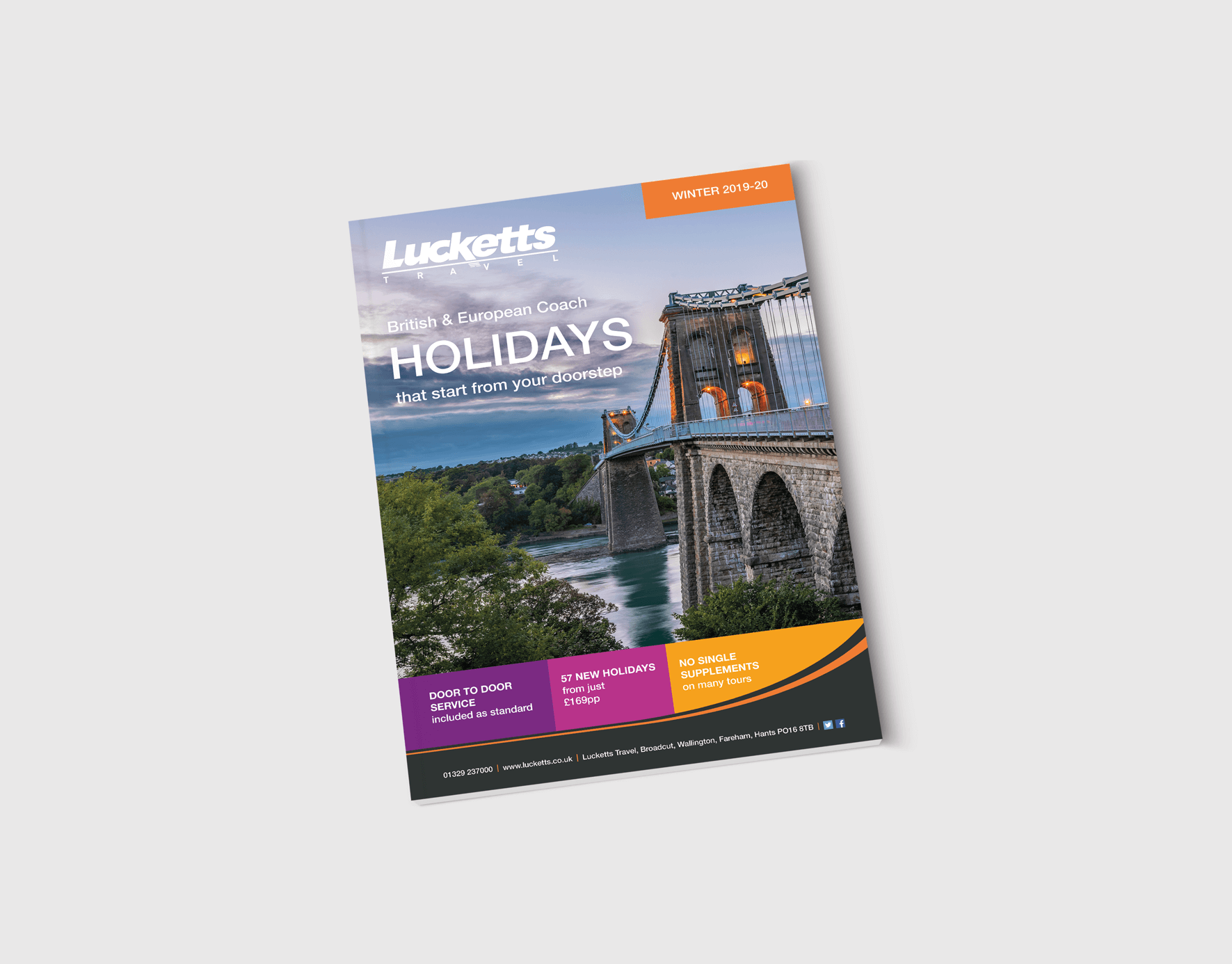 Lucketts Winter 2019 Brochure
