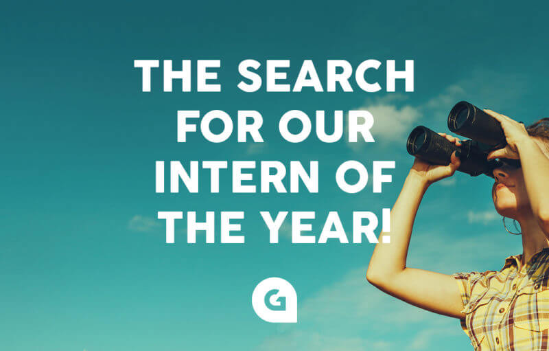Our Search for our design intern of the year