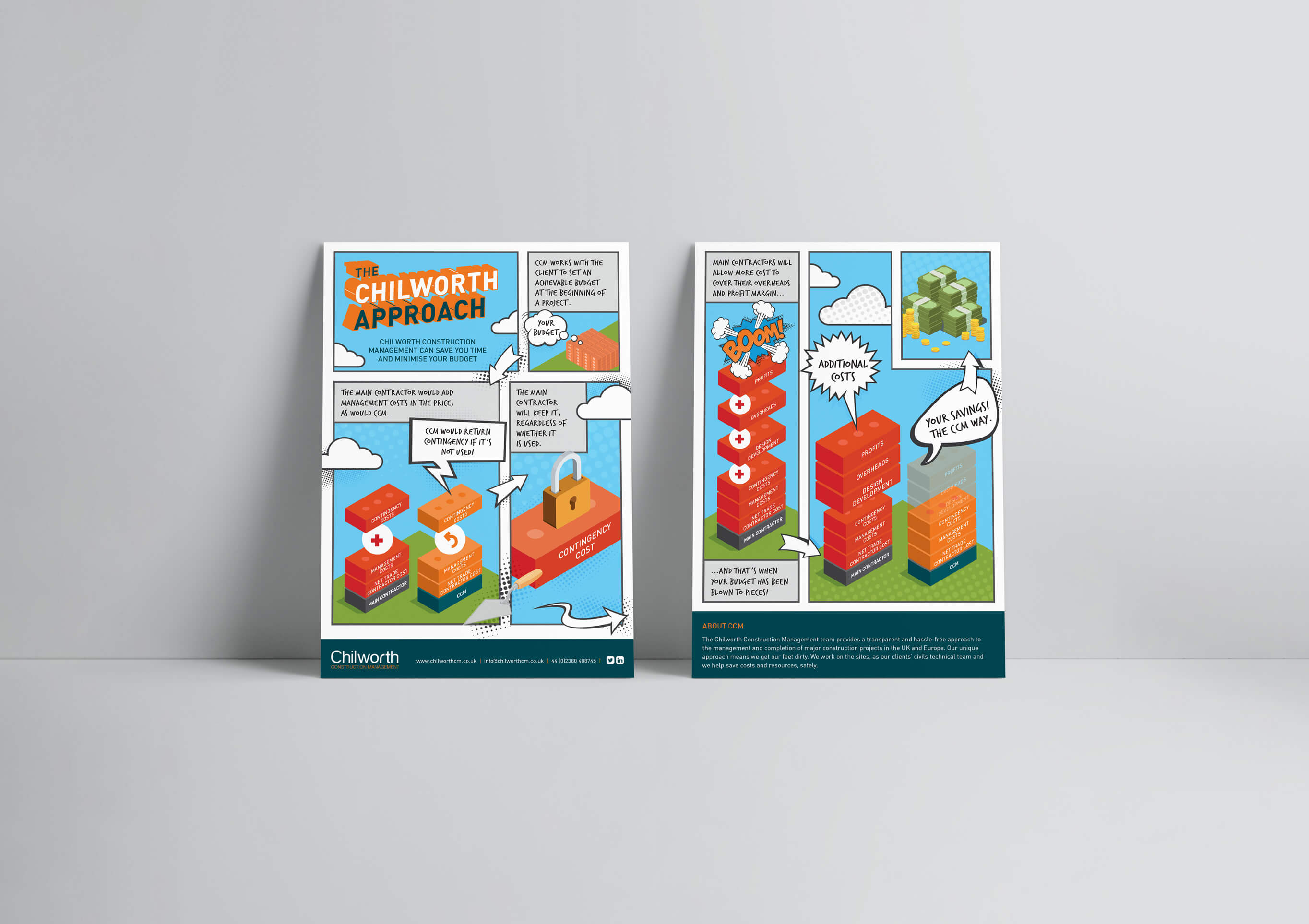 CCM Marketing Materials
