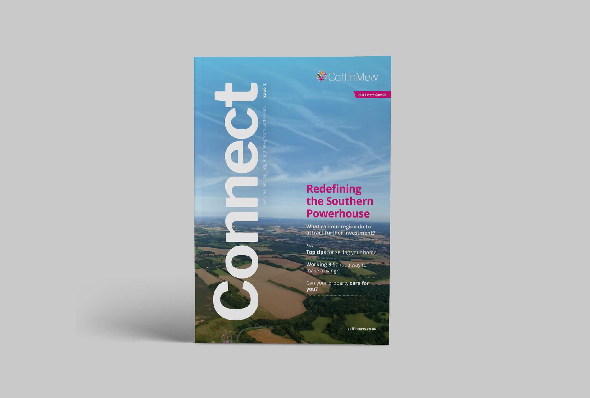 Coffin Mew Connect Magazine
