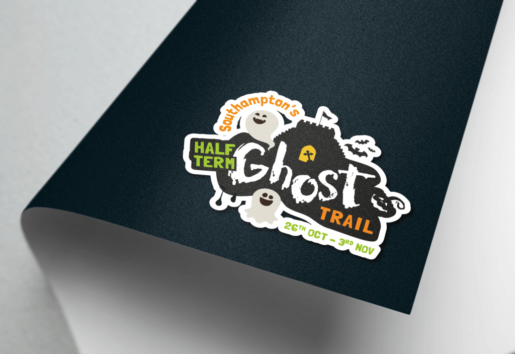 Ghost Trail Logo