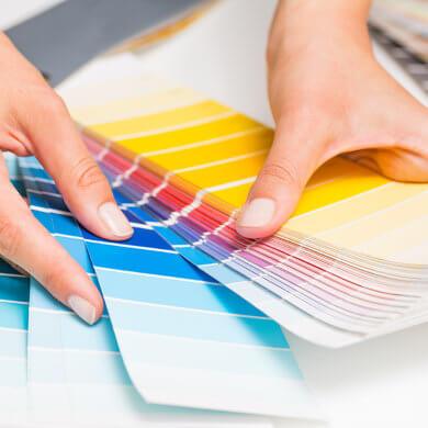 Colour in Graphic Design