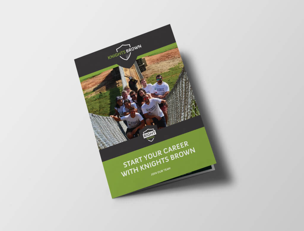 Knights Brown Careers Booklet