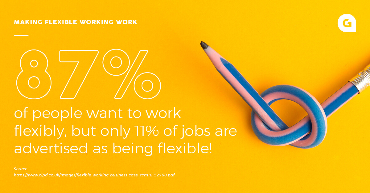 Making flexible working work