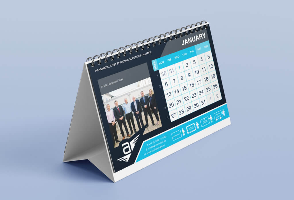 Aquila Calendar Gifts